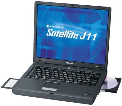 Toshiba Dynabook Satellite J11
